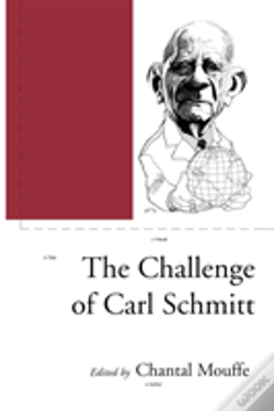 Wook.pt - The Challenge Of Carl Schmitt