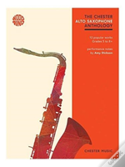 Wook.pt - The Chester Alto Saxophone Anthology