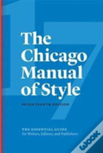 The Chicago Manual Of Style 17e