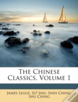 Wook.pt - The Chinese Classics, Volume 1