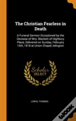The Christian Fearless In Death