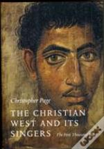 The Christian West And Its Singers