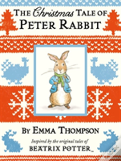 Wook.pt - The Christmas Tale Of Peter Rabbit