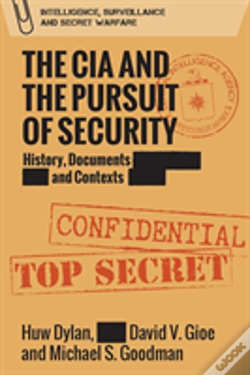 Wook.pt - The Cia And The Pursuit Of Security