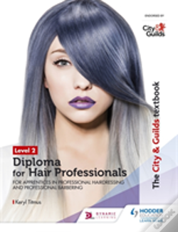 Wook.pt - The City & Guilds Textbook Level 2 Diploma For Hair Professionals For Apprenticeships In Professional Hairdressing And Professional Barbering