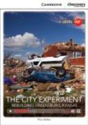 The City Experiment: Rebuilding Greensburg, Kansas Low Intermediate Book With Online Access
