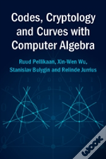 The Codes, Cryptology And Curves With Computer Algebra