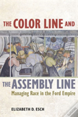 Wook.pt - The Color Line And The Assembly Line