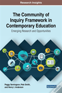 Wook.pt - The Community Of Inquiry Framework In Contemporary Education