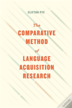 Wook.pt - The Comparative Method Of Language Acquisition Research
