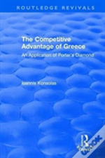 The Competitive Advantage Of Greece