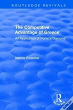 Wook.pt - The Competitive Advantage Of Greece