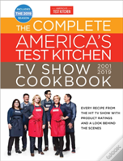Wook.pt - The Complete America'S Test Kitchen Tv Show Cookbook 2001 - 2019