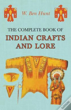 Wook.pt - The Complete Book Of Indian Crafts And Lore