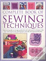 The Complete Book Of Sewing Techniques