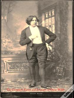 Wook.pt - The Complete Essays And Lectures Of Oscar Wilde