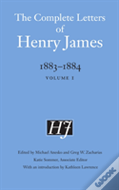 The Complete Letters Of Henry James, 1883-1884