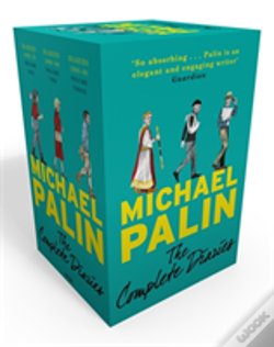 Wook.pt - The Complete Michael Palin Diaries