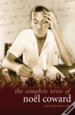 Wook.pt - The Complete Verse Of Noel Coward