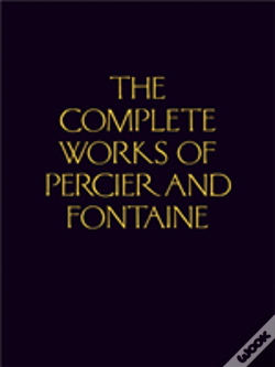 Wook.pt - The Complete Works Of Percier And Fontaine
