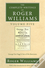 The Complete Writings Of Roger Williams, Volume 5