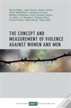 Wook.pt - The Concept And Measurement Of Violence Against Women And Men