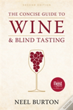 Wook.pt - The Concise Guide To Wine And Blind Tasting