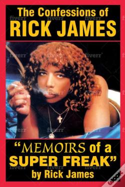 Wook.pt - The Confessions Of Rick James