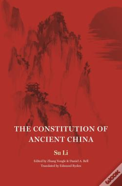 Wook.pt - The Constitution Of Ancient China