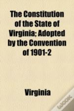The Constitution Of The State Of Virgini