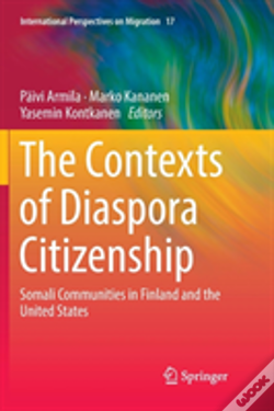 Wook.pt - The Contexts Of Diaspora Citizenship