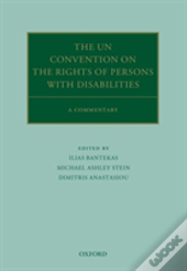 The Convention On The Rights Of Persons With Disabilities