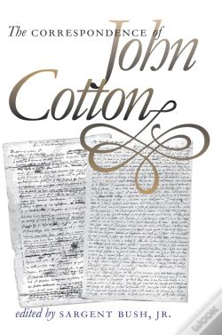 Wook.pt - The Correspondence Of John Cotton