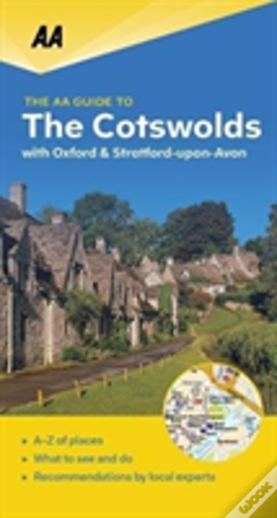 Wook.pt - The Cotswolds With Oxford And Stratford-Upon-Avon