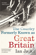 The Country Formerly Known As Great Britain