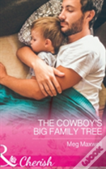 The Cowboy'S Big Family Tree (Hurley'S Homestyle Kitchen, Book 3)