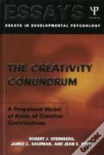 The Creativity Conundrum