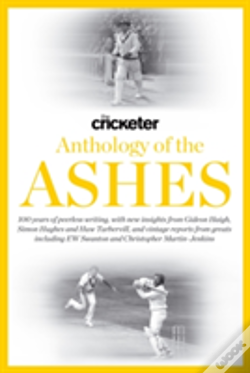 Wook.pt - The Cricketer Anthology Of The Ashes