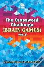 The Crossword Challenge (Brain Games) Vol 5