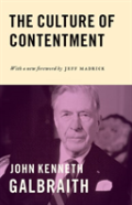 The Culture Of Contentment