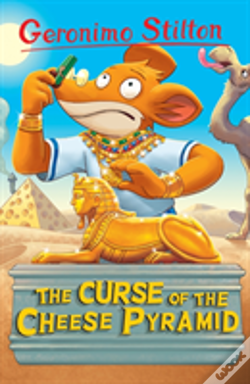 Wook.pt - The Curse Of The Cheese Pyramid (Geronimo Stilton)