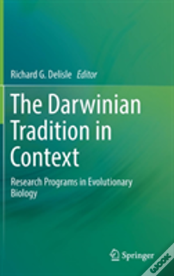 Wook.pt - The Darwinian Tradition In Context