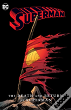 The Death And Return Of Superman Omnibus