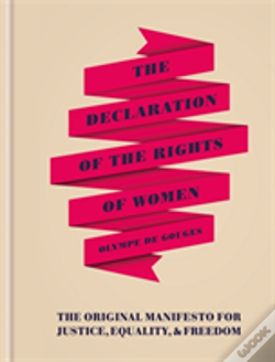 Wook.pt - The Declaration Of The Rights Of Women