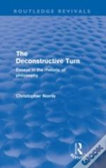 The Deconstructive Turn
