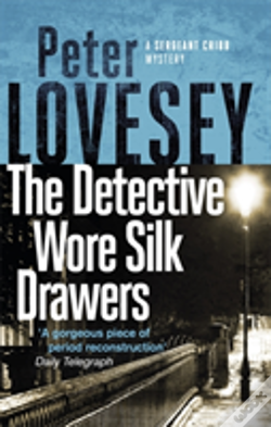 Wook.pt - The Detective Wore Silk Drawers