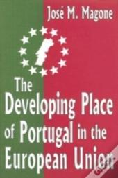 The Developing Place Of Portugal In The European Union