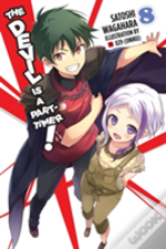 The Devil Is A Part-Timer!, (Light Novel)