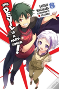 Wook.pt - The Devil Is A Part-Timer!, (Light Novel)