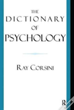 Wook.pt - The Dictionary Of Psychology